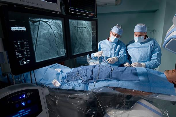Cardiac Catheterization at aGlimpse.