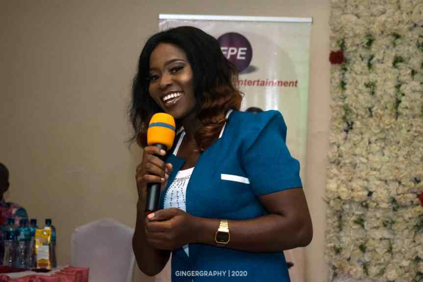 INSPIRE | Interview Session With Oyeleye Christianah, Registered Cardiothoracic Nurse & Founder Of The Congenital Heart Disease Foundation OfNigeria